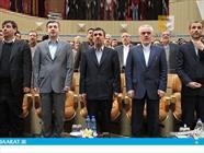 احمدی نژاد+ رحیمی+مشایی+ بقایی-سایت عبارت
