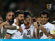 دیدار تیم های ایران و کره جنوبی در آزادی