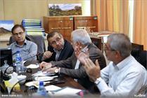جلسه کمیسیون کشاورزی مجلس با حضوراستاندار مازندران