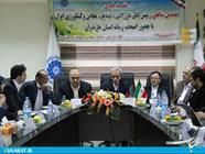 شافعی؛رییس اتاق ایران در ساری