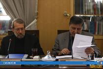 علی لاریجانی و یوسفیان ملا