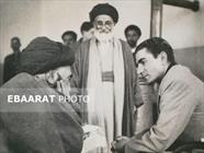 دیدار محمدرضا پهلوی با آیت الله بروجردی+عبارت