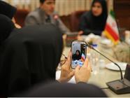 مریم جمشیدی مدیرکل بانوان استانداری مازندران+ عبارت