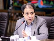 طاهر موهبتی مدیرعامل بیمه سلامت ایران+عبارت