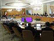جلسه هیئت دولت+عبارت