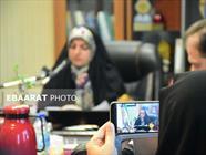 نشست خبری ولیپور مدیرکل کتابخانه های مازندران+عبارت