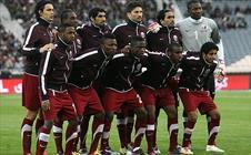 تیم فوتبال قطر