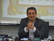 دکتر اعرابی معاون بهداشتی دانشگاه علوم پزشکی مازندران+عبارت