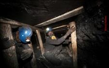 کارگران معدن + عبارت