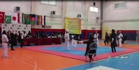 مسابقات بین المللی کاراته کیوکوشین در مازندران + عبارت