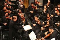 ارکستر سمفونیک تهران+عبارت