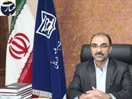 دکتر موسوی رئیس دانشگاه علوم پزشکی مازندران+عبارت