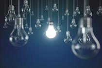لامپ + برق+عبارت
