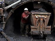 کارگر معدن+عبارت