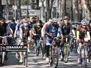 سه شنبه های بدون خودرو + دوچرخه + دوچرخه سواری+عبارت