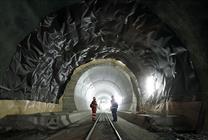 تونل مترو+عبارت