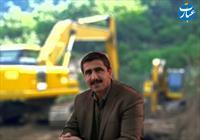فغانی مدیر آب و فاضلاب سوادکوه+عبارت