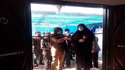 افتتاح  مرکز نگهداری دختران آسیب پذیر+عبارت