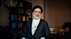 حجتالاسلام سید عباس نبوی+عبارت