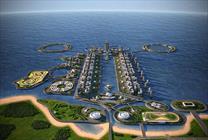 جزیره مصنوعی نوشهر+عبارت