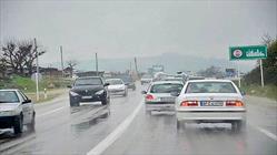 ترافیک+ محورهای مازندران+عبارت