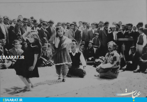 سیزده به در در تهران ۱۹۵۸ - سایت عبارت