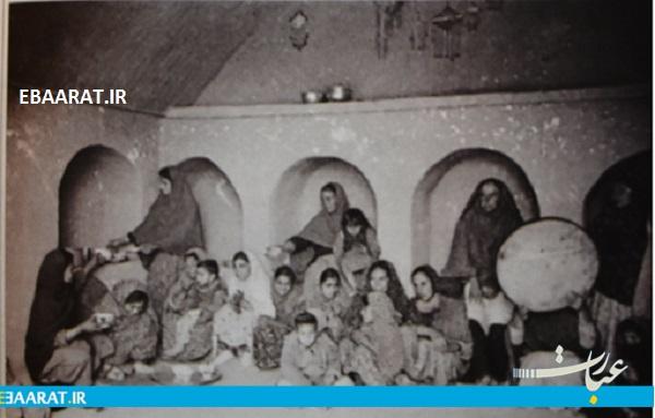 آئین زرتشتی در روستای چوم(چشمه)۹ ۱۹۵۸ - سایت عبارت