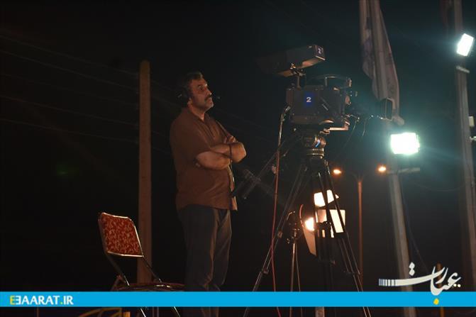 مراسم جشن خبرنگاران در دنیای آرزوی ساری-سایت عبارت