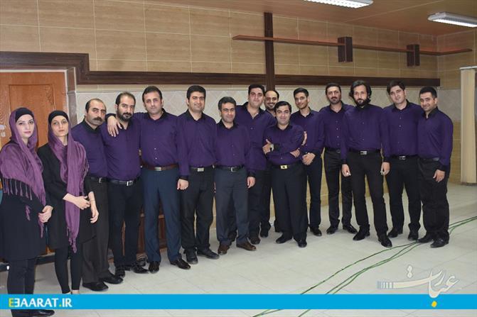 کنسرت موسیقی «محمد مهدی ناطق» در سالن هلال احمر ساری