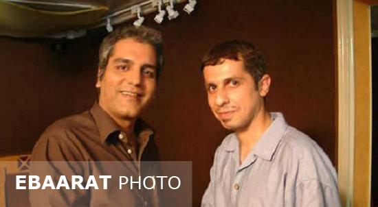 مهران مدیری و جواد رضویان در پاورچین+عبارت