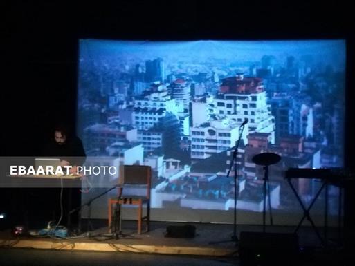 صبا علیزاده و آندریاس اشپکتل در ساری + عبارت