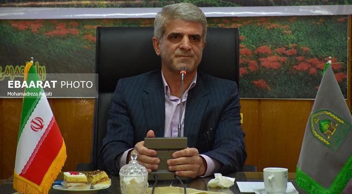 موسوی مدیرکل منابع طبیعی+عبارت