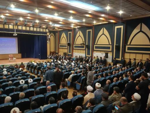 معارفه نماینده جدید ولی فقیه در استان مازندران + عبارت