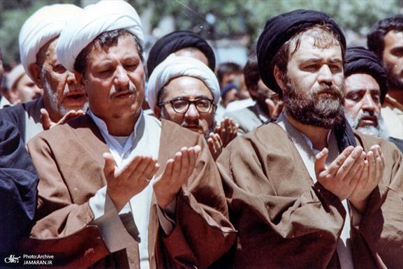 سید احمد خمینی+عبارت