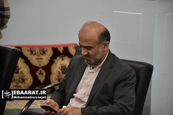 دیدار  نماینده ولی فقیه در مازندران با اعضای شورای قضایی استان +عبارت