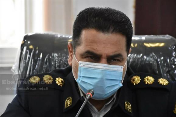 نشست خبری سرهنگ بیگلری رئیس راهور مازندران+عبارت