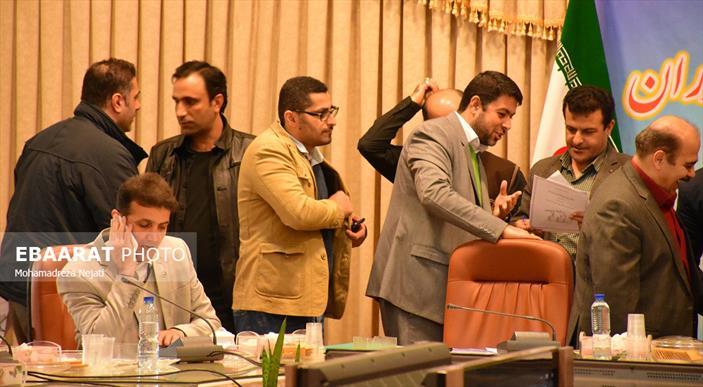 شورای هماهنگی روابط عمومی های استان مازندران+عبارت