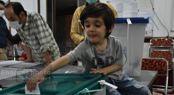انتخابات در ساری+عبارت